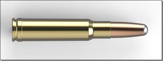 350 Remington Magnum Wildcat